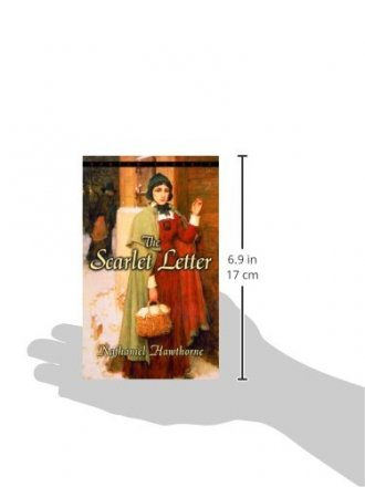 The Scarlet Letter by Nathaniel Hawthorne - Paperback USED Classics