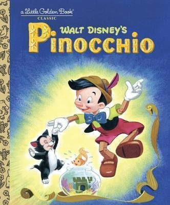 Walt Disney's Pinocchio - A Little Golden Book Classic