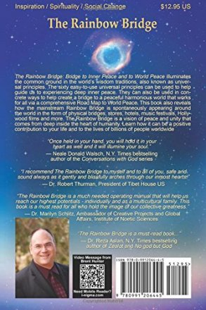The Rainbow Bridge : Inner Peace & World Peace by Brent N. Hunter - Paperback