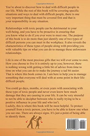 Toxic Relationships : Strategies for Dealing with Difficult People by Luke Gregory - Paperback
