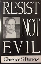 book: Resist Not Evil by Clarence Darrow