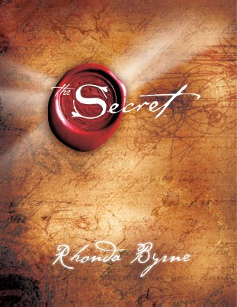 The Secret by Rhonda Byrne - Hardcover Law of Attraction