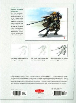 Adventure Characters : Learn to Draw Step by Step Walter Foster and Jacob Glaser