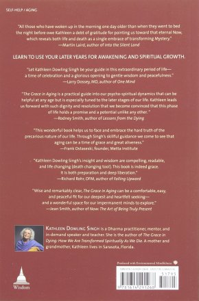 The Grace in Aging : Awaken as You Grow Older by Kathleen Dowling Singh - Paperback