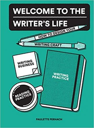 book cover: Welcome to the Writers Life
