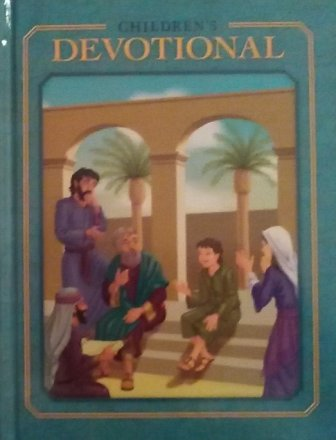 Children's Devotional - Hardcover Illustrated