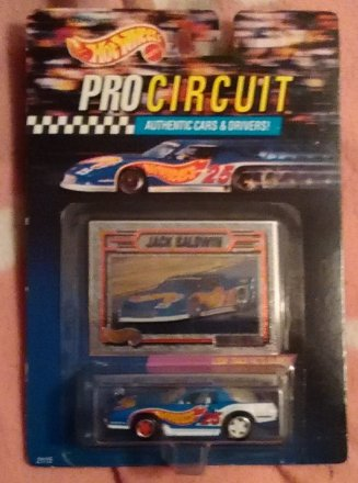 Hot Wheels Pro Circuit 1992 Set of 3 NEW Sealed Includes Richard Petty, Baldwin