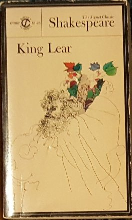 King Lear by William Shakespeare USED Paperback Signet Classics