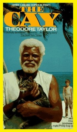 The Cay by Theodore Taylor - Hardcover USED Like New
