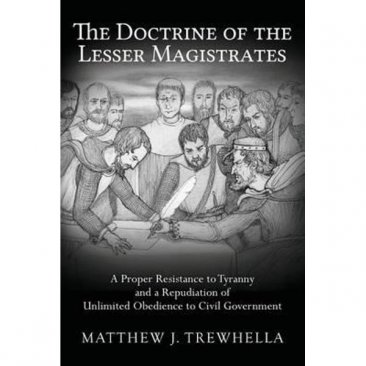 The Doctrine of the Lesser Magistrates by Matthew J. Trewhella - Paperback Nonfiction