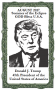2017 Summer of the Eclipse and Donald J. Trump President Commemorative Keepsake Souvenir Book